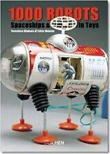 1000 Robots Spaceships & Other Tin Toys (Klotz) by Kitahara Teruhisa