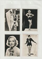 More details for bat1937 set xl36 modern beauties 4th series scantily clad  females (f17)