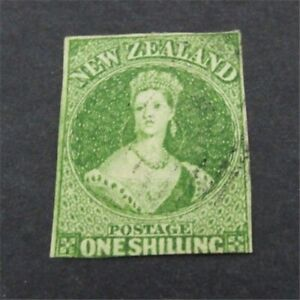 nystamps British New Zealand Stamp # 15 Used $390   U11y2166