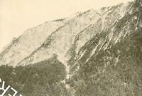 Nordwand der Jocheralm - Jachenau - Walchensee - Kochel  um 1910          X 43-1