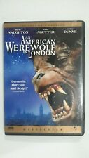 An American Werewolf in London (Dvd, 2001, Subtitled) Pre Owned Vg Cond