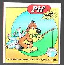 # PIF POCHE n°145 # 09/1977 #
