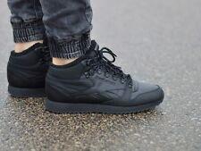 Reebok CL LTHR Mid Ripple FU9129 Chaussures Hommes