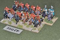 25mm roman era / roman - late cavalry 12 - cav (10064)