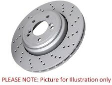Ford Transit Connect - Brembo 09.9589.14 Replacement Front Single Brake Disc