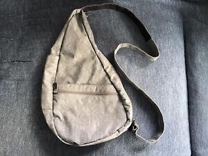 Healthy Back Shoulder Bag size large Grey