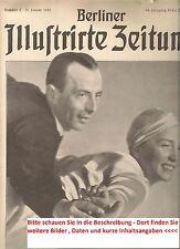 1935 Geburtstagszeitung histor Berliner Illu Zeitung zum 82. Geburtstag Geschenk