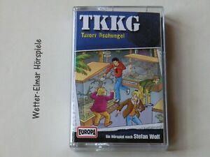 TKKG - MC - Folge 169 - Tatort Dschungel