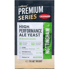 LalBrew® Nottingham High Performance Ale Yeast 11 gram Pack for 5 Gal Batch Beer