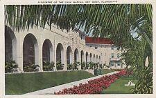 LAM (Q) Key West, FL - Casa Marina Hotel - South Shore - Courtyard
