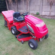 More details for used countax c800h ride on mower garden tractor with honda v twin 18hp engine