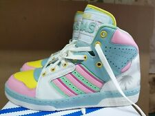 adidas jeremy scott license plate x miami rare collectable deadstock uk9