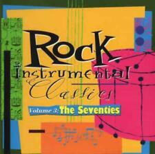 Rock Instrumental Classics: The Seventies Vol. 3 MUSIC AUDIO CD 1970s pop soul