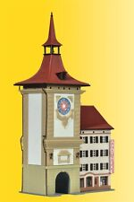 36805 Kibri Z Gauge Kit of Town gate with chemist´s shop in Murten