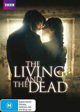 The Living And The Dead (DVD, 2016, 2-Disc Set)