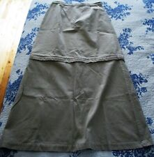 VINTAGE BANANA REPUBLIC WOMEN'S 2 PIECE CONVERTIBLE SKIRT. SIZE 4. PREOWNED.