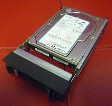 Seagate Sun Microsystems ST373307LC Ultra320 73GB 10K Disk Drive 370-6689 /Caddy