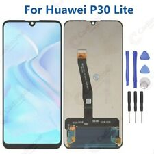 Black For Huawei P30 Lite LCD Touch Screen Digitizer Assembly Replacement Tools