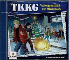 TKKG 199  Verfolgungsjagd vor Mitternacht CD  -  NEU & OVP