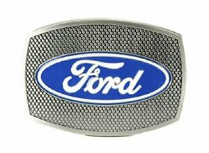 Ford Oval Grille Buckle, Standard Size