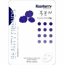Vanedo Beauty Friends Raspberry Korean Facial Mask Sheet 23g - 20 pcs