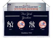 New York Yankees MLB 22x14 Logo Evolution Heritage Banner
