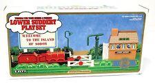 Ertl 4715 Thomas Gold Rail Lower Suddery Sodor Island Playset MIB 1993