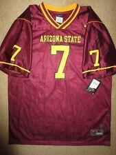 ASU Arizona State Sun Devils Football Nike Jersey Youth XL 20 NEW Children
