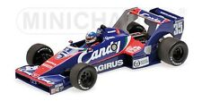 MINICHAMPS 400 830035 TOLEMAN HART TG183 F1 model car Derek Warwick 1983 1:43rd