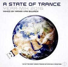 Armin van Buuren - A State Of Trance: Year Mix 2016 [CD]