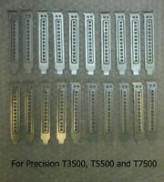Dell DD463 Precision T3500 T5500 T7500 Ws Pleine Hauteur Aéré PCI Cache Plaque