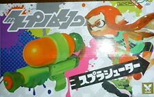 Splatoon Splattershot Splashooter S Water Gun Orange Girl 28cm Nintendo Wii U