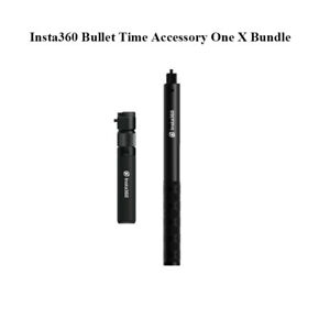 Insta360 One X Bullet-Time Handle & Dedicated Selfie Stick (Bundle)
