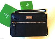 kate spade new york Leather Wristlet Wallets for Women