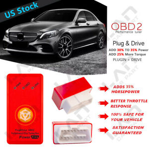 Fits Mercedes S500 Boost Horsepower and Torque High-Performance Tuner Chip and Power Tuning Programmer
