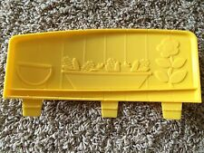 Fisher Price Laugh Learn Jumperoo Replacement Part Yellow Farm Fence Flower