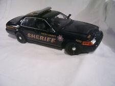 FULTON COUNTY SHERIFF INTERCEPTOR, GA - 1/18 SCALE