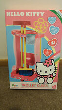 Faro Hello Kitty Cleaning Trolley Carro Cepillo Alfombra escoba Etc