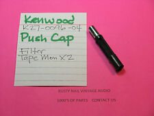 Kenwood k27-0096-04 Push Cap und Arm Filter Tape Monitor kr-4010 kr-5010