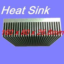 160x80x26.8mm Heatsink, Aluminum Heat-Sink, Heat Sink for LED, Power Transistor