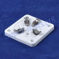 6PCS New Ceramic Tube socket For GM70 GM-70 Valve