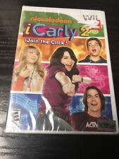 iCarly 2: iJoin the Click (Nintendo Wii, 2010)