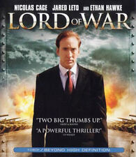 Lord of War BLU-RAY NEW