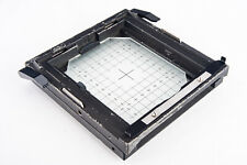 Sinar P Series 4x5 View Camera Graflok Spring Back with Ground Glass V14