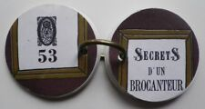 "Livre-Objet ""O"" N°53 de Robert MOREL Secrets d'un Brocanteur par Henri Lucien"