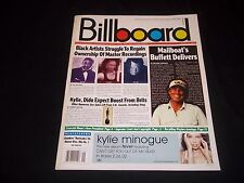 2002 MARCH 2 BILLBOARD MAGAZINE - GREAT MUSIC ISSUE & VERY NICE ADS - O 7229