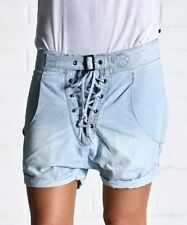 One Teaspoon Cotton Shorts for Women