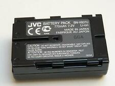 JVC BN-V607U Original 770mAh 7.2V Li-Ion Battery for GR-DV3 DVL9200 DVL97 DVM5U