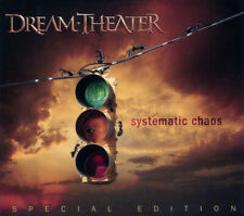 DREAM THEATER - SYSTEMATIC CHAOS CD+DVD