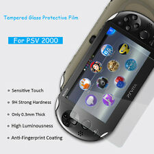 0.3mm Tempered Glass HD Screen Protector for Sony PlayStation PS Vita PSV 2000
